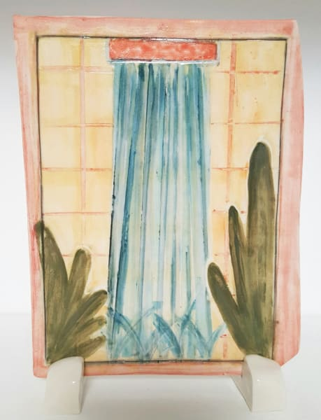 Clare Nicholls, Waterfall, 2020