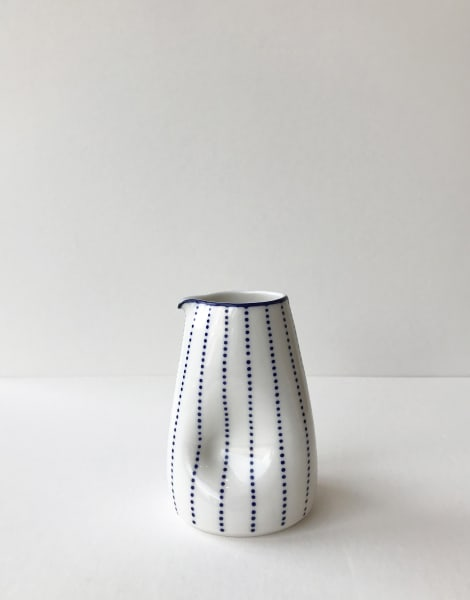 Rhian Malin, Dotty Dimple Jug, Small