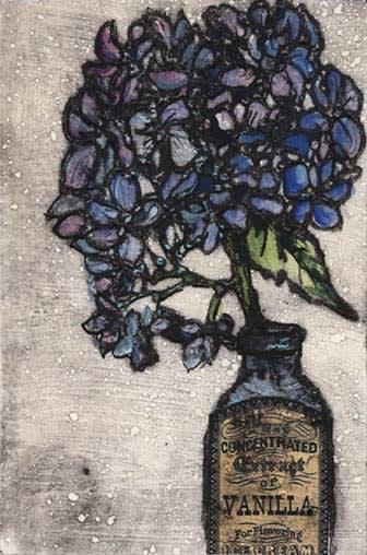 Vicky Oldfield, Hydrangea