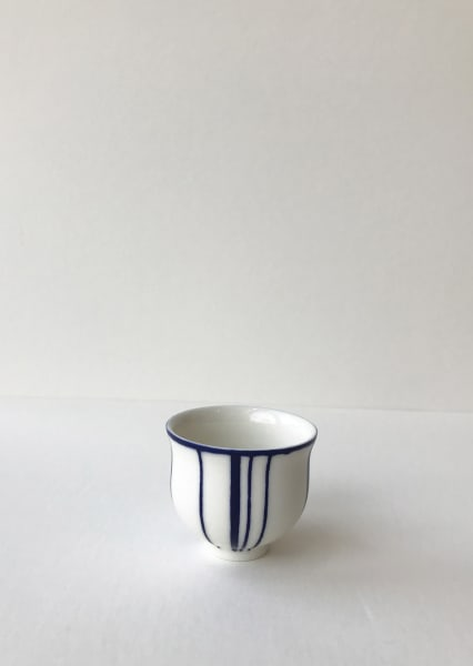 Rhian Malin, Ribbon Teacup, Small