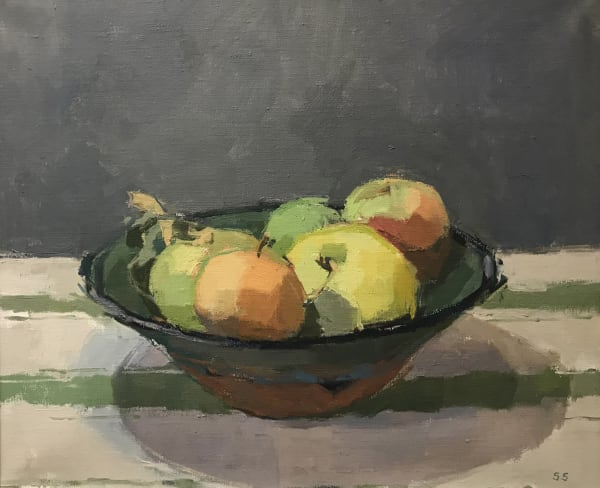 Sarah Spackman, Sheila's Apples