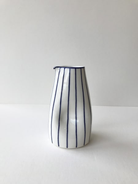 Rhian Malin, Linear Dimple Jug, Medium