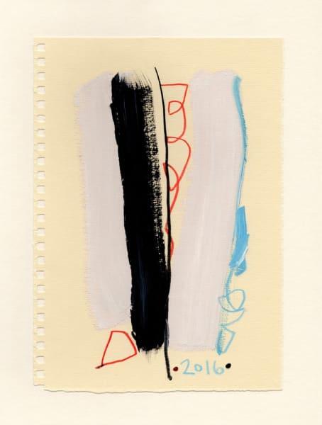 Henrietta Dubrey, Vertical Land, 2016