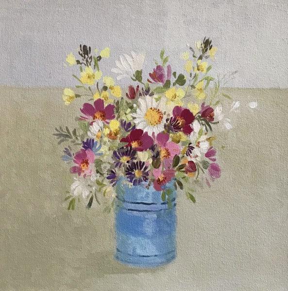 Fletcher Prentice, Summer Flowers, 2019