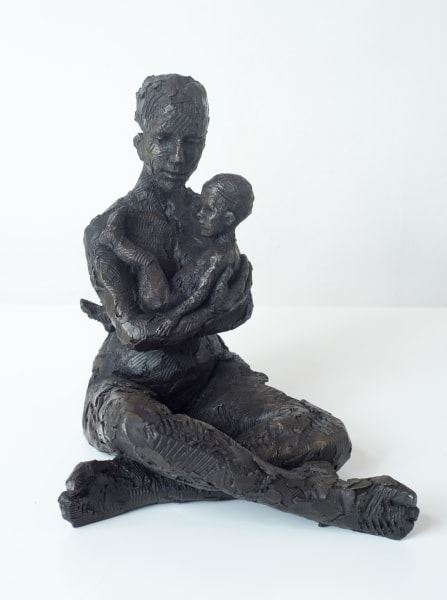 Carol Peace, Mother And Child