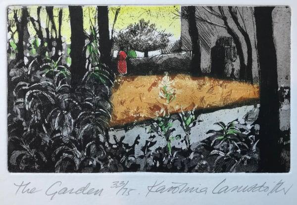 Karolina Larusdottir, The Garden