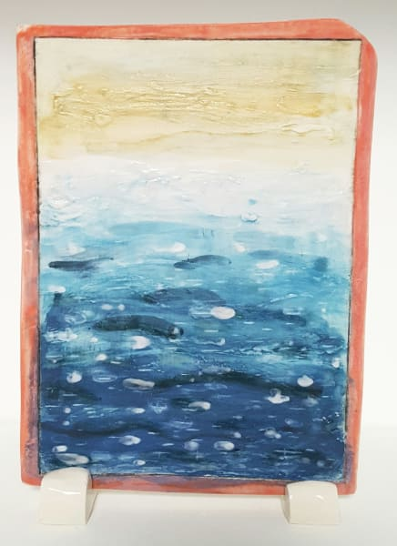 Clare Nicholls, Sea View, 2020