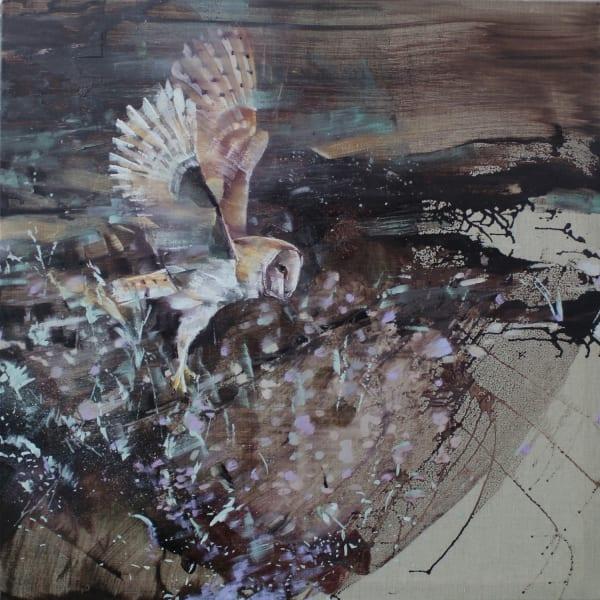 James Fotheringhame, Barn Owl, 2019