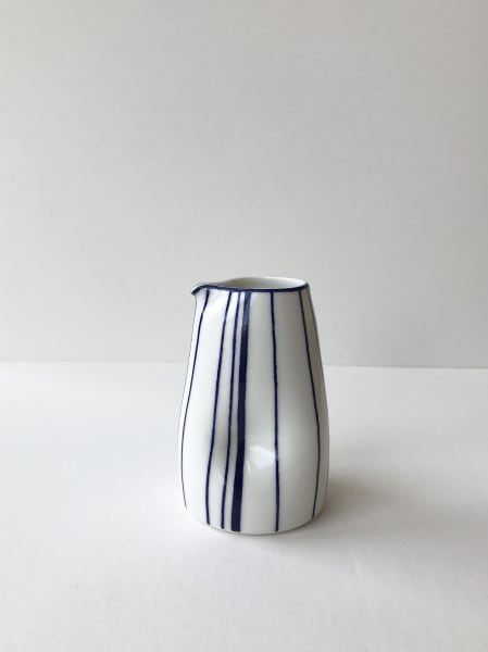Rhian Malin, Ribbon Dimple Jug, Small