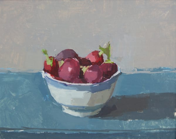 Sarah Spackman, Small Radish Bowl