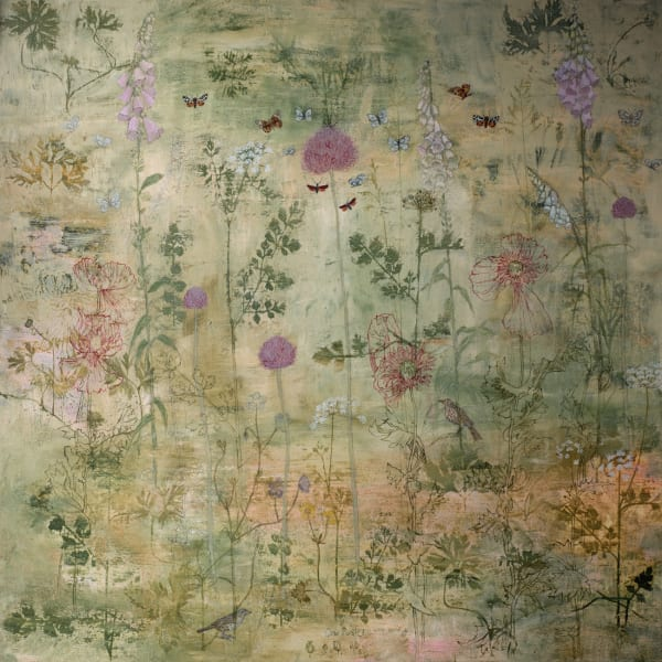 Dawn Stacey, Silent Meadow Afternoon