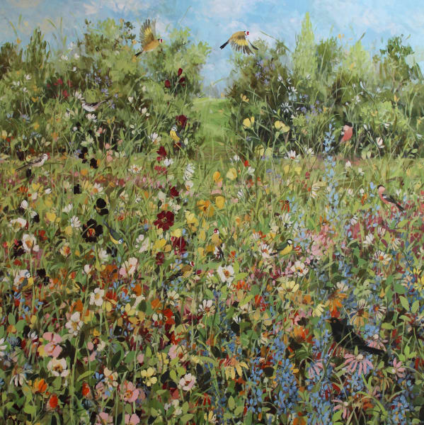 Fletcher Prentice, Garden Meadow, 2019
