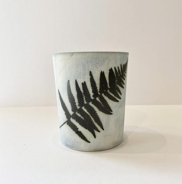 Kit Anderson, Fern, Medium vase