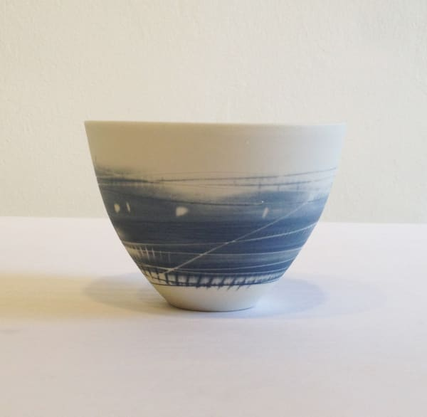 Small Bowl - Blue Grey