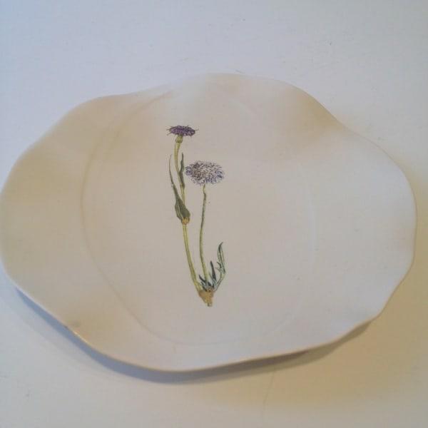 Cornflowers, Medium Plate