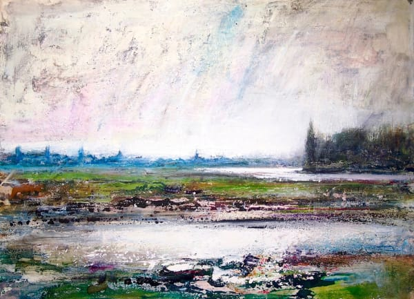 Peter Kettle, Port Meadow 4, 2018