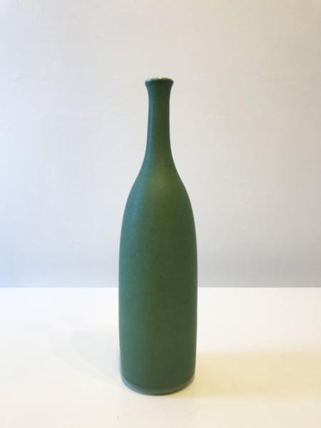 Evergreen Vessel, Medium Bottle