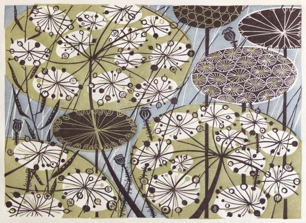 Angie Lewin, Seedheads II