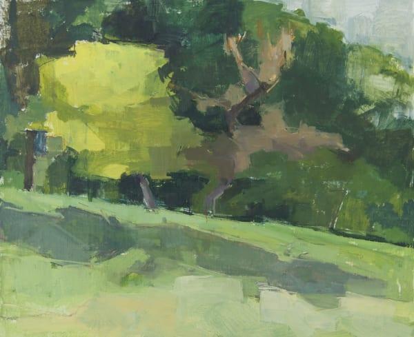 Sarah Spackman, Ghost Tree, Evening Light, En Olivier