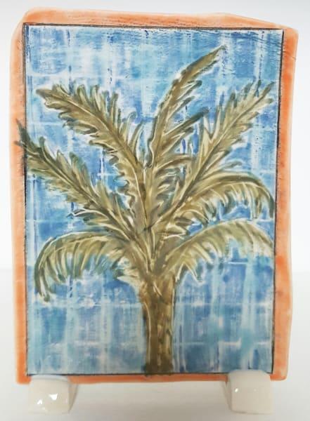 Clare Nicholls, Palm Tree (Top), 2020