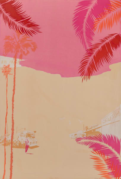 Anna Marrow, California Dreaming, 2020