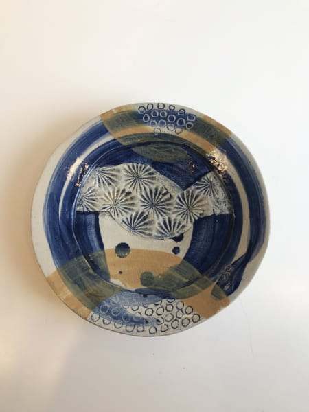 Mollie Brotherton, Small Platter, 2018