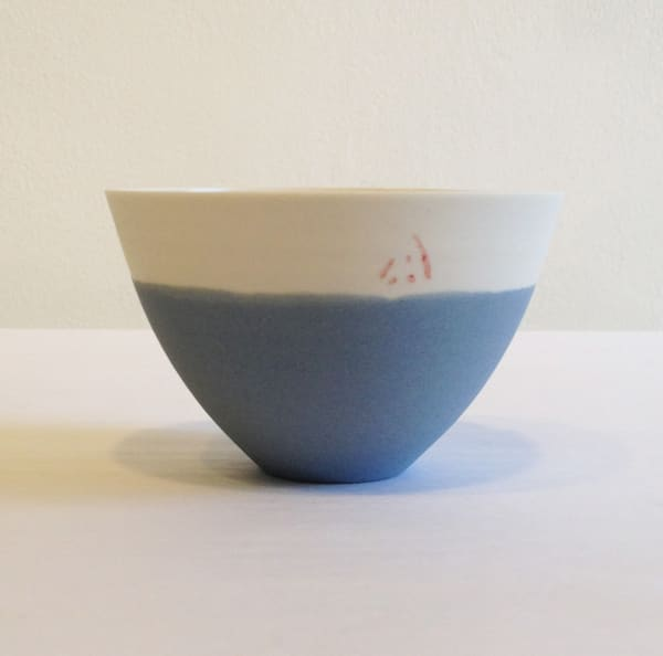 Small Bowl - Grey Blue