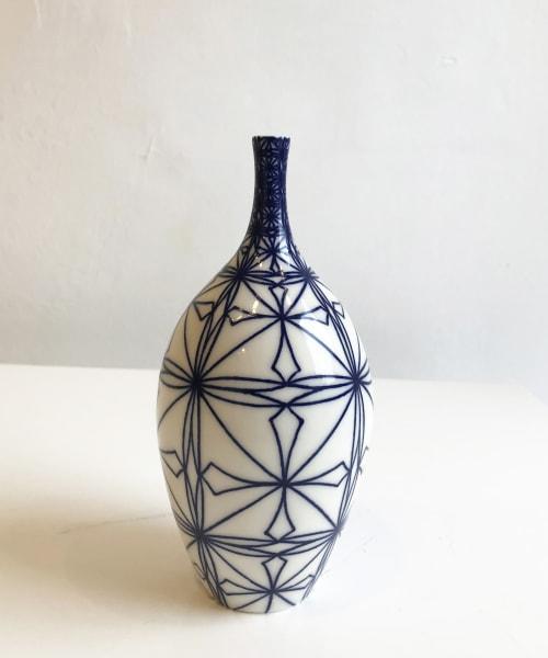 Kaleidoscope Bottle, Medium