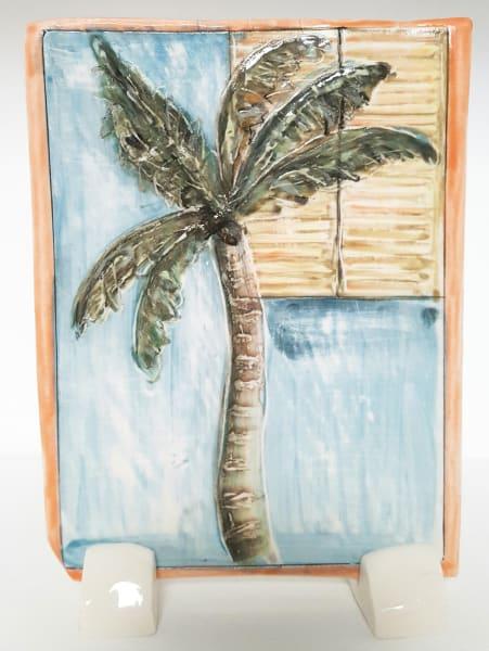 Clare Nicholls, Palm Tree, 2020