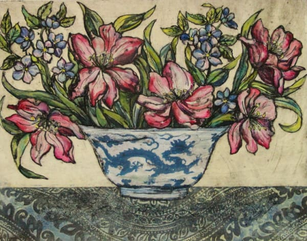 Vicky Oldfield, Chinese Bowl