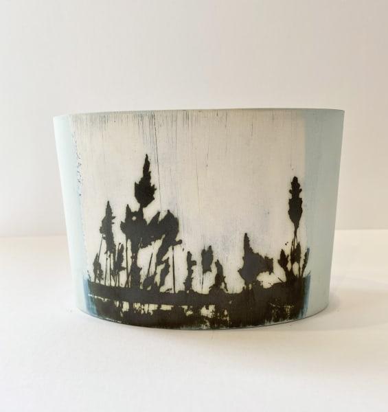 Kit Anderson, Reeds, Oval vessel