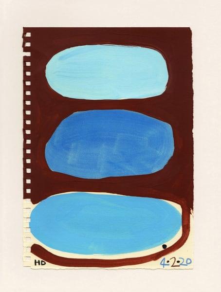 Henrietta Dubrey, Pools II , 2020