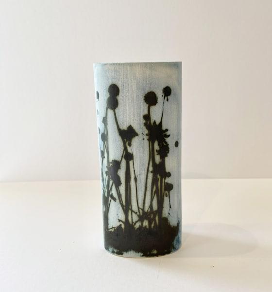 Kit Anderson, Skyflowers, Medium slim vase