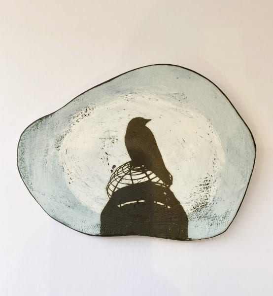 Kit Anderson, Jackdaw, Wall plaque