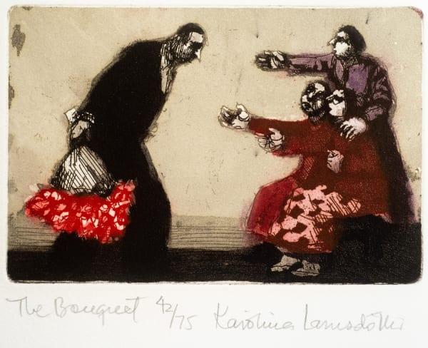 Karolina Larusdottir, The Bouquet