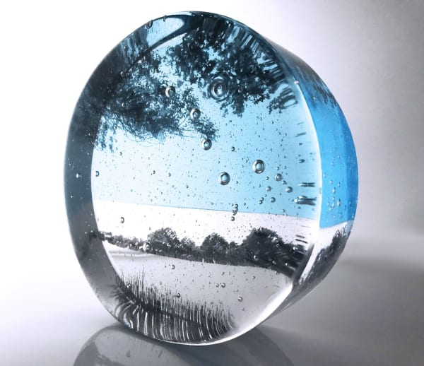 Helen Slater, Fresh Fields, Light Turquoise