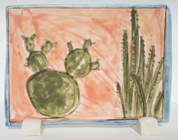 Clare Nicholls, Cacti, 2020