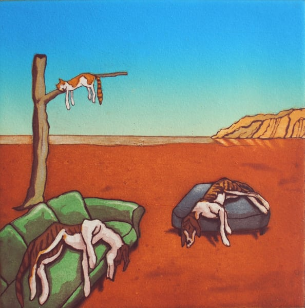Mychael Barratt, Dali's Dogs