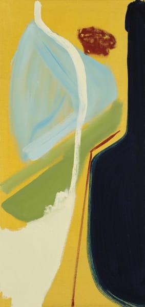 Henrietta Dubrey, Tall Summer Country, 2018