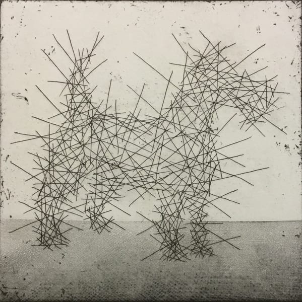 Mychael Barratt, Gormley's Dog II, 2019