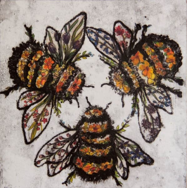 Vicky Oldfield, Flowers For Bees