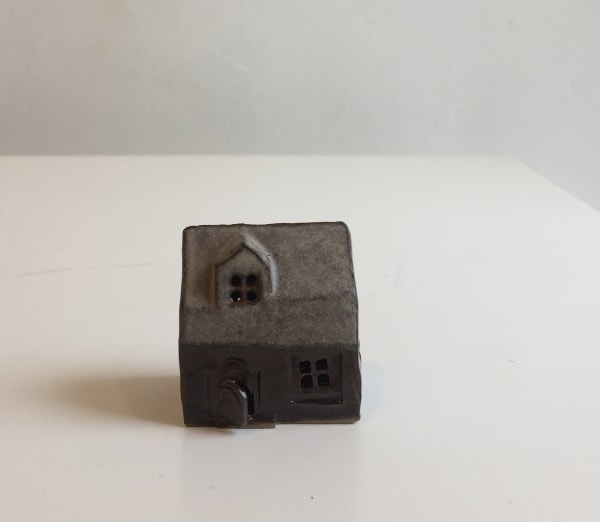 Small, dark house