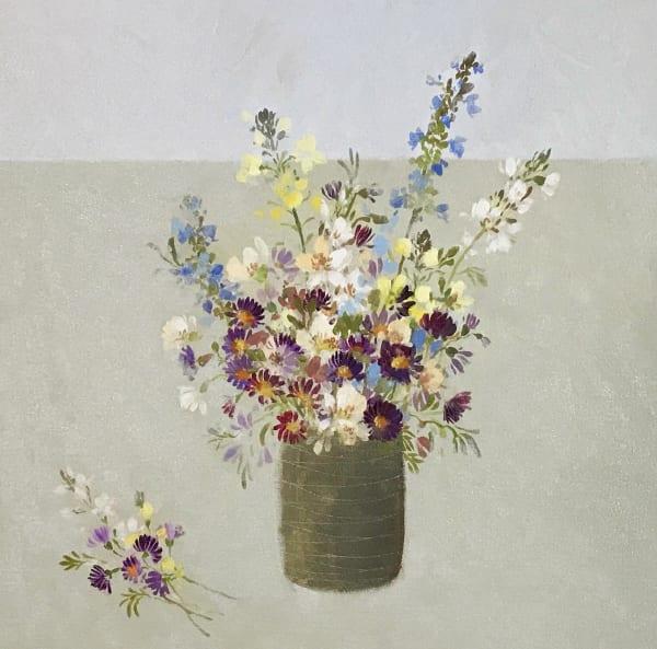 Fletcher Prentice, Garden Flowers, 2019
