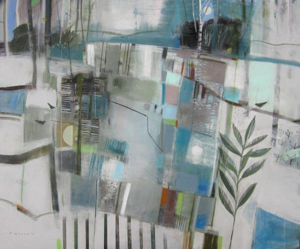 Fiona Millais, Woodland Pool