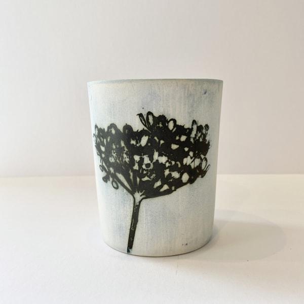 Kit Anderson, Cowparsley, Medium vase