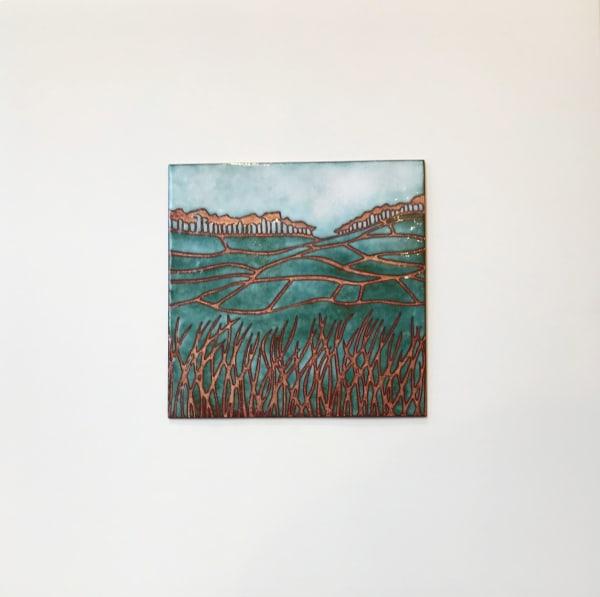 Janine Partington, Fields, Medium panel