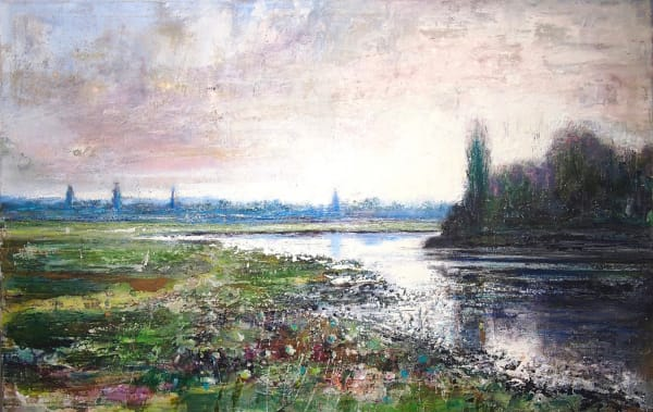 Peter Kettle, Port Meadow 6, 2018