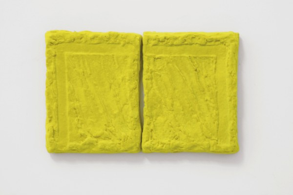 Pino Pinelli, Pittura G 2 elementi, 2007