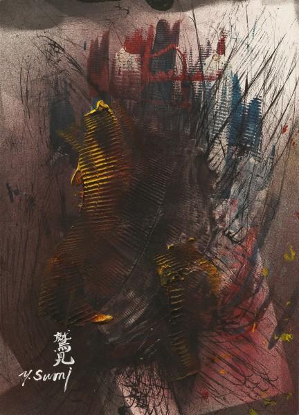 Yasuo Sumi, Untitled, 2011