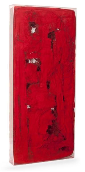 Marcello Lo Giudice, Totem Rosso, 2008